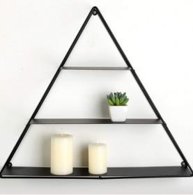 三角壁挂展示架