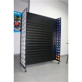 铝制槽板架