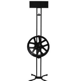 汽车轮展示架